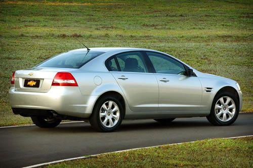 676d37a0644 Concessionárias recebem o novo Chevrolet Omega CD