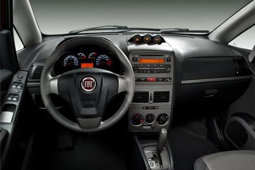 Novo Fiat Idea Traz Novidades No Design Vers Es E Motores