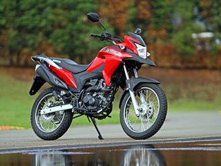 Honda XRE 190 � meio termo entre Bros 160 e XRE 300