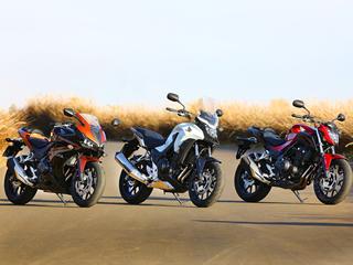 Nova linha Honda 500cc chega ao Brasil com melhorias e pre�o mais alto - v�deo