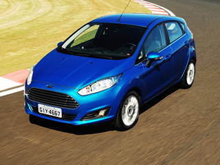 Ford Fiesta turbo � o 1.0 mais potente e caro