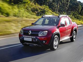 Renault lan�a Duster Oroch autom�tica por R$ 76.580