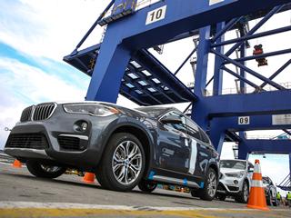 BMW do Brasil inicia exporta��es do X1 aos EUA