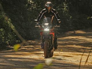 Honda CB 500X muda para encarar viagens mais longas