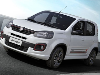 Fiat Uno 2017 com motor 3 cilindros chega em setembro