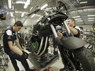 Fábrica de motos no Brasil deve ajudar vendas globais, acredita presidente da BMW