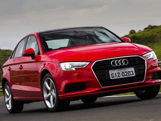Partindo de R$ 115.190, Audi apresenta novo A3 Sedan 1.4 Flex 2017
