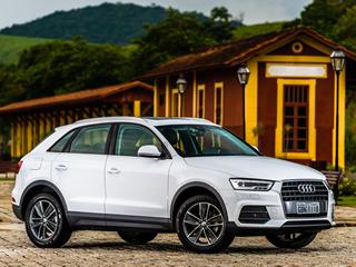 Audi começa a vender Audi Q3 1.4 Flex produzido aqui
