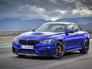 BMW confirma vinda ao Brasil do M4 CS