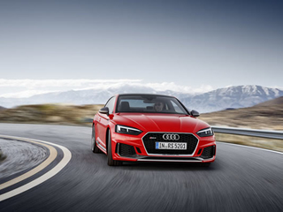 Audi lança RS 5 cupê de segunda geração