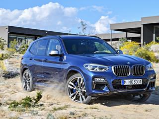 BMW mostra nova geração de seu SUV X3