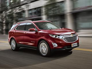 Chevrolet Equinox chega estreando versão Premier no Brasil