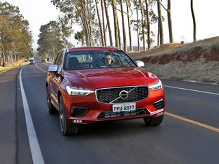 Volvo XC60 volta ao páreo dos SUVs de luxo