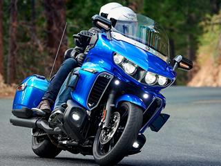 Yamaha apresenta nova Star Eluder nos Estados Unidos