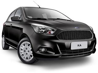Ford amplia linha Ka, que parte de R$ 44 mil