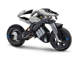 Yamaha cria moto-conceito com Inteligência Artificial