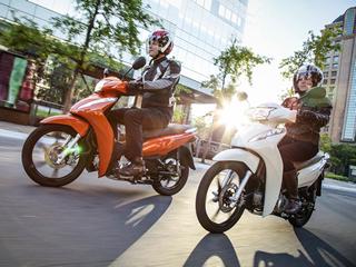 Nova Biz quer ser um scooter