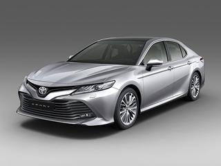 Nova geração do Toyota Camry chega ao mercado brasileiro por R$ 189.990,00