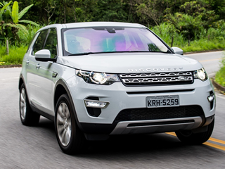 Novos motores Ingenium passam a equipar Range Rover Evoque e Discovery Sport nacionais