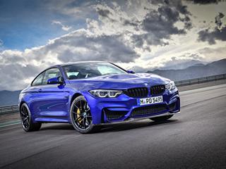 BMW traz ao Brasil o M4 CS, cupê de 460 cavalos