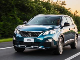 Peugeot começa a importar 5008, SUV de 7 lugares