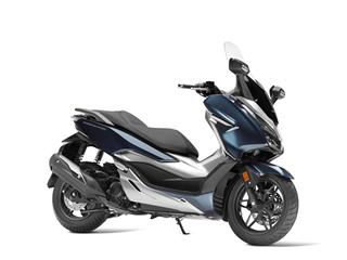 Honda renova visual e acrescenta eletrônica ao Forza 300