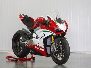 Ducati Panigale V4 a caminho do Brasil custando R$ 269 mil