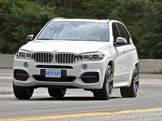 Custando R$ 524.950, chega ao mercado o novo BMW X5 M50d 2018