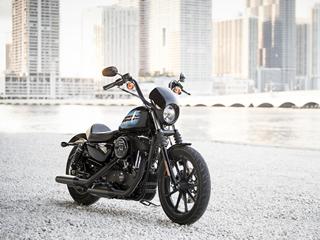 Novas Harley-Davidson vêm com CarPlay