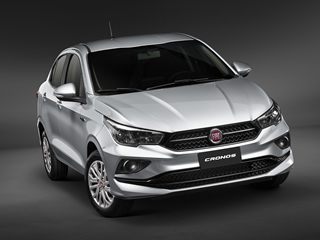 Custando R$ 68.790, Fiat lança versão Drive 1.8 AT