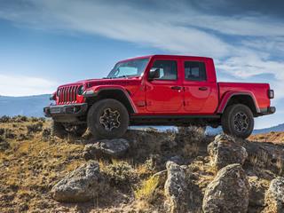 Jeep apresenta sua picape média: conheça o Gladiator 2020