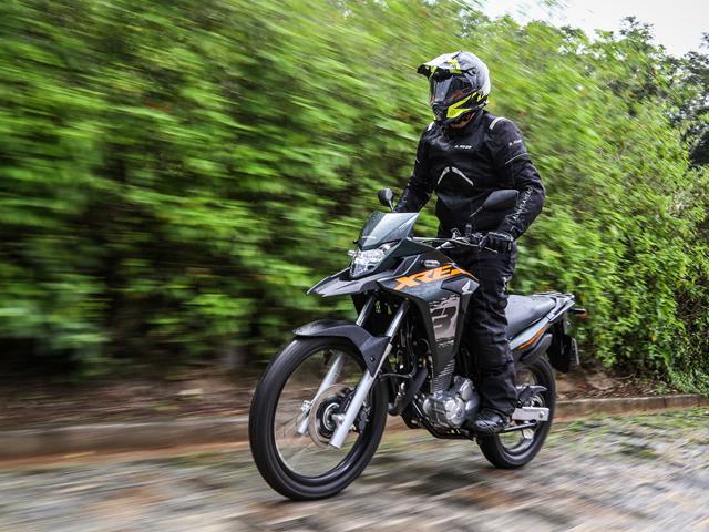 Honda Xre 300 2019 Manteve Mecanica Mas Ganhou Novo Design Shopcar