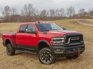 Nova RAM Heavy Duty 2019 chega com 400 cv e 138 kgfm de torque - Vídeo