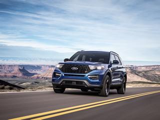 Em Detroit, Ford apresenta Explorer 2020 com versões ST e híbrida