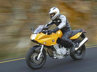 BMW faz recall de 405 motos importadas entre 1996 e 2008