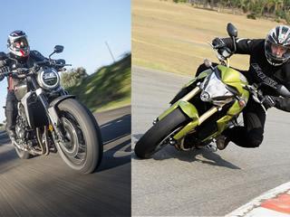 Honda CB 1000R: compare a nova e a antiga geração da naked japonesa