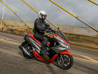 Honda PCX 150 muda para manter a liderança do segmento - Vídeo