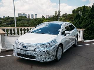Toyota anuncia Novo Corolla Híbrido Flex para 2020 e feito aqui