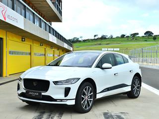 Jaguar lança no Brasil seu primeiro veículo 100% elétrico: eis o I-Pace