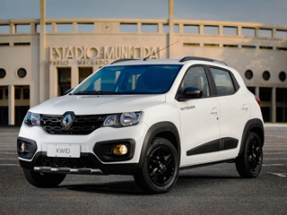 Renault lança Kwid Outsider por R$ 43.990